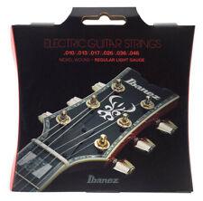 Ibanez IEGS61 Muta di corde per chitarra elettrica Regular Light 010-046