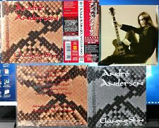 Andre Andersen - Changing Skin (CD, 1998, Victo Entertainment, Japan w/OBI)