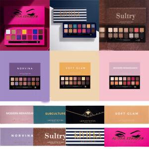 ABH Alyssa Edwards/Riviera/Norvina/Sultry Palette Anastasia Beverly Hills