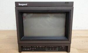 "Ikegami HTM9-1D 9"" HDTV 50/60Hz HD/SD-SDI CRT Professional Color Monitor"