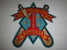 USMC I Company 3rd Bn 1st Marine Rgt 1st Marine Division RAIDERS Jacket Patch