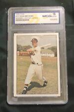1979 TCMA # 157 Eddie Mathews Baseball History WCG Graded 10