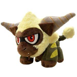 Capcom Rajang Monster Hunter Chibi Plush
