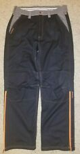 """NOMAD Black/Gray Insulated Hunting Work Pants XL 34""""-36"""" New"""