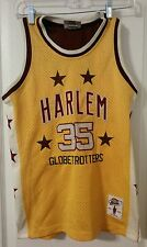 platinum Fubu Harlem Globetrotters 75th anniversary #35 Geese youth large jersey