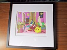 DYLAN IZAAK signed limited edition print  framed mounted  GIRL'S ROOM  no 25/500