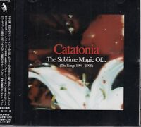Catatonia The Sublime Magic of Songs 1994 - 1995 Japanese CD OBI FASTPOST