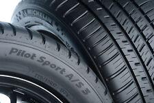 Michelin Tire 255/40 18 95Y Pilot Sport A/S 3 B ply Lexus IS350, IS250...NEW!