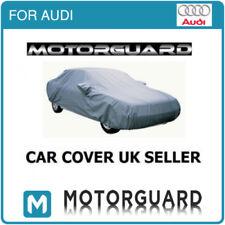 Fundas y lonas impermeable gris para coches Audi
