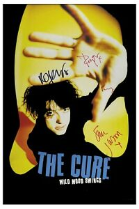 The Cure * Wild Mood Swings * Poster 1996 12x18
