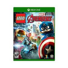 LEGO Marvel's Avengers (Microsoft Xbox One,2016) COMPLETE MINT FAST SHIPPING XB1