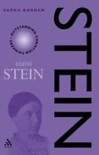 Outstanding Christian Thinkers: Stein : Edith Stein by Borden and Sarah...