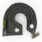 T4 GT40 GT42 GT45 Black Turbo Blanket Turbocharger Heat Shield Cover Wrap