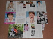 12- ANNA BLIGH Magazine Clippings