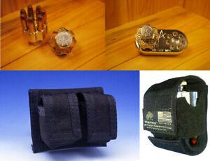 R7-327 [7-shot .327 Mag Ruger GP100] Speedloader, Bedside Block, or Pouch