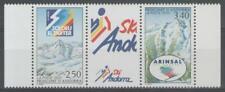 """ANDORRE Français:  n°426A **, """"stations de ski andorranes"""""""