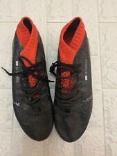 Fabricio Bustos Match worn Boots ,