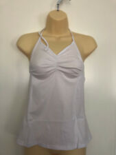 Miss Ballet White Cotton Summer Top. Size 10-12. Brand New With Tags