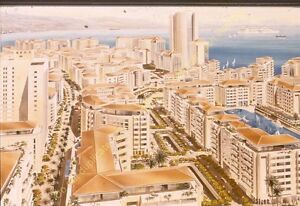 Original Ekta Dia Transparancy Foto Gleit- Libanon Beirut Project n8