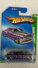 Hot Wheels Custom '53 Chevy 2009 Regular Treasure Hunts Plastic Tires  7 of 12