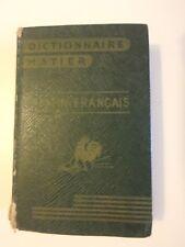 Dictionnaire Latin-Français, A. Gariel, Hatier