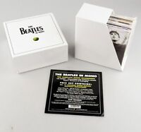 The Beatles In Mono CD Collection Box Set 13 Albums New and Sealed