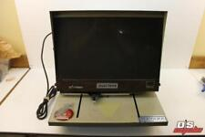 BELL AND HOWELL MICROFICHE MACHINE WORKS ON HIGH MAGNIFICATION ONLY
