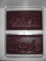 NEUE SCHOKOLADENFORM aus Polycarbonat NEW chocolate mold ANTON REICHE # 17825