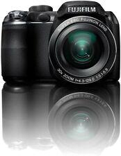 Fujifilm FinePix S4000 Digital Camera Wide 24mm 30x HD 14MP You Tube Facebook