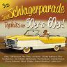 CD Die Schlagerparade Top Hits der 50er und 60er von Diverse Interpreten 3CDs