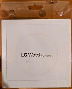 LG Watch Urbane (W150) 46mm Stainless Steel Case Black Classic Buckle