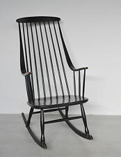 Schaukelstuhl Lena Larsson Nesto Rocking Chair Bohem 50er 60er TAPIOVAARA style