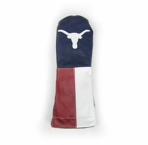"""Sunfish Special Edition Leather Hybrid Head Cover """"The Longhorn"""""""