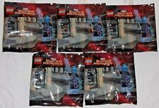 LEGO new POLYBAG set lot x5 MARVEL SUPER HEROES Spider-Man ELECTRO Mini figure