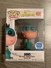 Funko POP! The Flintstones Green Dino #406 2500 Piece Funko Shop Exclusive!