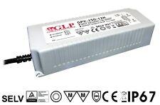 GPV-150-12N 150 Watt - 12 Volt LED Trafo Treiber Netzteil IP67 Wasserfest