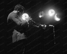 8x10 Print Miles Davis American Jazz Trumpeter Bandleader 1961 #Md05
