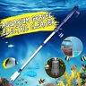 Electric Aquarium Syphon Fish Tank Pump Vacuum Gravel Water Filter Sand Cleaner