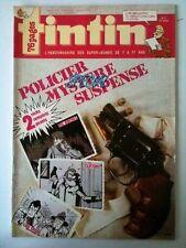 Tintin n° 554 - 4/86  Spécial Policier, Mystere, Suspen