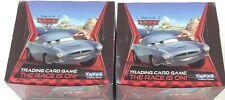 Topps Disney PIXAR Cars 2 Card Game Booster Box (50 packs) x 2 -Value