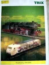 Catalogo TRIX treni 1999-2000  - DEU -  [TR.27]