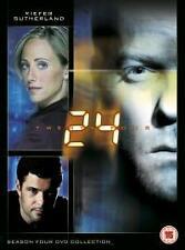 24 - Series 4 - Complete (DVD, 2005, 7-Disc Set)