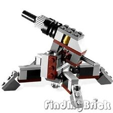 Lego Elite Clone Trooper Republic Aartillery Cannon (No Minifig No Box) 9488 NEW