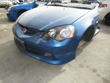 Honda Rsx Type R RHD Front End Front CLip Acura Rsx Type R DC5 Bumper Lip, hid