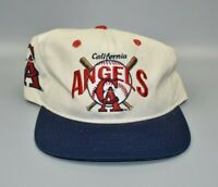 California Angels One Apparel MLB Vintage 90's Adjustable Snapback Cap Hat - NWT