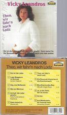 CD--VICKY LEANDROS -- THEO, WIR FAHR'N NACH LODZ --