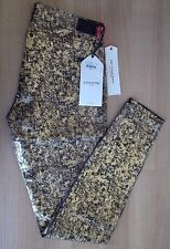 The Sinclair Mfgrp Coe The Fixed Women's Size 29 Golden Wolf Metallic Nwt $229
