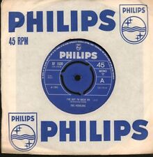 "The Peddlers(7"" Vinyl)I've Got To Hold On/ Gassin'-Philips-BF 1530-UK-1-VG/VG+"