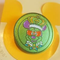 Disney Mickey's Parti Gras (Mickey Doubloon) Pin 19282