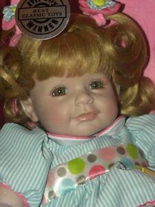 "Adora 20"" Up Up And Away Toddler Doll Sandy Blonde Hair/Hazel Eyes 20014016"